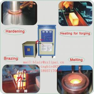 China Germany Siemens IGBT Hih Frequency Induction Heating Machine on sale