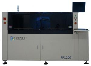 China Fully Automatic Solder Paste Printer Machine / Stencil Screen Printer FP600 For SMT Production Line on sale