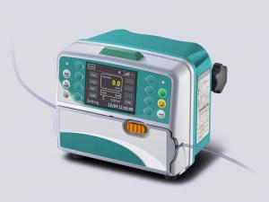 China Compact Portable Medical Devices , Economical Infusion Pump With Anti-bolus Function on sale