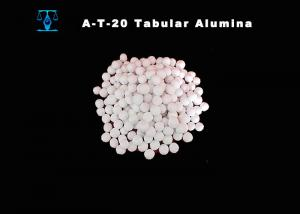 China 0.3mm Corundum Alumina Particle Refractory Raw Materials on sale