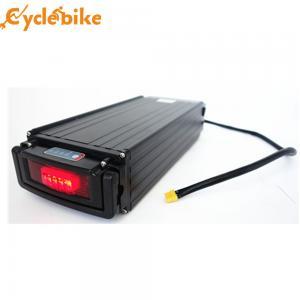 China NC-RC LI-ION E Bike Battery , Rear Rack 1000W Electric Bike Battery 48V 20Ah on sale