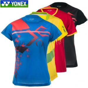 China Yonex sport clothing T-shirt, polo shirt for men and women sportswear on sale