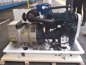 China Kubota Generator for Prime Power 22.5KVA on sale