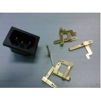 China Double Crimp Stamping Rivet Press Dies Assemble For Quick Connector Battery on sale