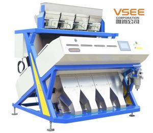 China coffee bean color sorter machine,green coffee bean separator on sale