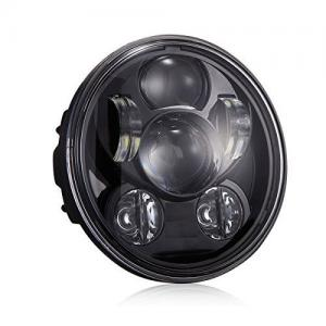 China 40W Car LED Headlights For Harley Davidson Motorcycles Daymaker Projector on sale