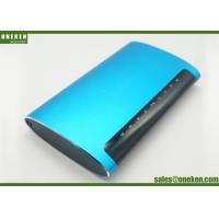 China 8000mah 18650 Power Bank Black Rechargeable Portable Power Bank For Laptop on sale