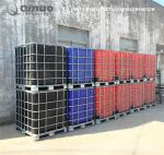 Recycling 1000 litre chemical storage totes HDPE IBC tank bulk liquid storage containers