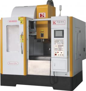 China Cnc Controls Vertical Machining Center For Heavy Cutting, Drilling on sale