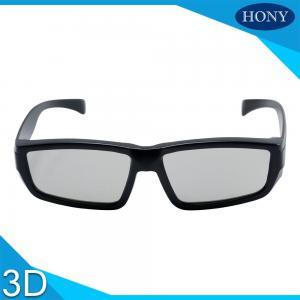 China Cheap Passive 3D Glasses Custom Logo Polarized IMAX 3D Glasses for Movie on sale