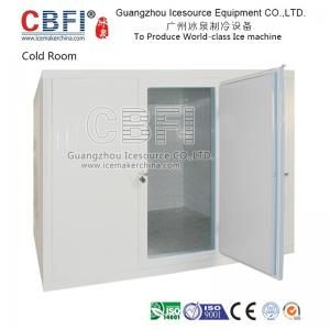 China Energy Saving Walk In Blast Freezer , Industrial Blast Freezer For Fruit / Dairy / Drink on sale