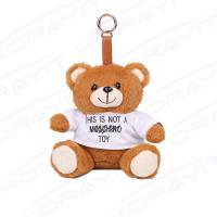 10000mAh Teddy Bear Portable Power Bank, Cute Toy Travel Power Bank for Mobile Phones