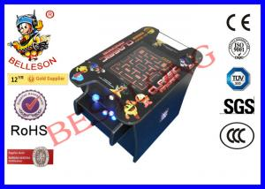 China Classic Games 60 In 1 Arcade Cocktail Table 110V - 220V Coin Operated on sale