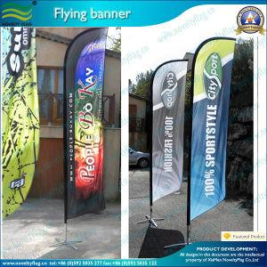 China Custom Flags & Banners / Polyester Advertising Flags and Banners on sale