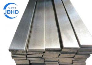 China SS 304 06Cr19Ni10 40mm Steel Hot Rolled Flat Bar Building Decoration on sale