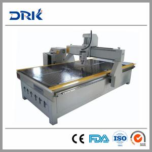 China 3kw or 5.5kw Air Compressor CNC router with dust collector and water cooling protection on sale