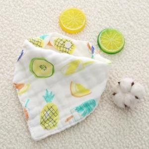 China Unisex Lovely Triangle Toddler Feeding Bibs Waterproof EVA Material on sale