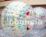 Bola inflável engraçada de Zorb da água para a rampa de Zorb com CE EN15649
