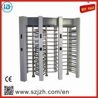 China Good quality full height turnstile on sale on sale