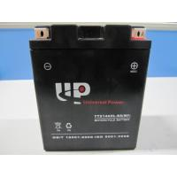 Rechargeable Sealed YTX14AH-BS MF Motorcycle Battery for Emergency lighting