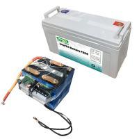 12V Lead Acid Home 500W Solar Power Generator Storage Battery Backup Power