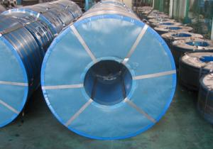 China brightness / black finish soft, hard, stainless worked Cold Rolled Steel Strip / Strips on sale