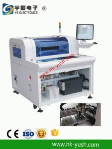 China 0.3 - 3.5mm PCB Separator PCB Depaneling Machine With High Cutting Precision on sale