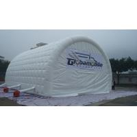 China Big Durable Inflatable Storage Tent With Double - Tripple Stitch LEAD FREE on sale
