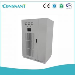 China Static Bypass 15 KVA Industrial UPS Power Supply 12 KW Strong Transformer 384VDC on sale