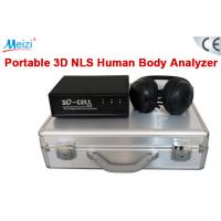 Professional 3D NLS Quantum Resonance Magnetic Analyzer For Dody Detection