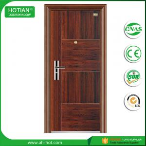 China main entrance grill steel door on sale