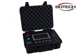 Quality Diagnostic Insulation Resistance Meter , 50-5000V Output High Voltage Insulation for sale