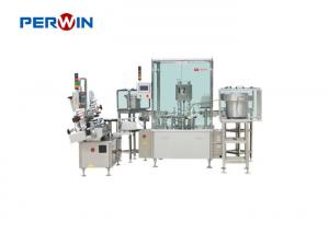 China FOB Tube Filling Plugging And Capping Machine Cryogenic Vial 380V 50Hz on sale