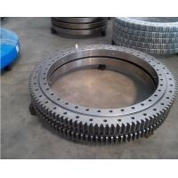 Concrete mixing material rod integrated machine slewing bearing, slewing ring for cement conveying pump