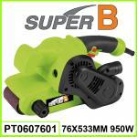шлифовальный прибор пояса 950В 76*533ММ, мини шлифовальный прибор пояса