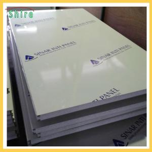 Quality Blue Colored Printed Plastic Protection Film For EBS Panel Damage Resistant for sale