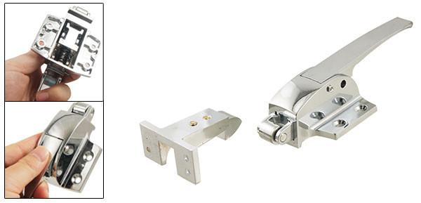 Stainless Steel Freezer Coldroom Recessed Door Lock / Box Latch With  ISO9001 Images