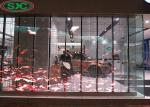 Indoor Window G3.91-7.8125 Transparent LED Screen Hot Selling Transparent led Display Price