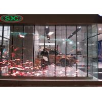 Indoor Window G3.91-7.8125 Transparent LED Screen Hot Selling Transparent led Display Price