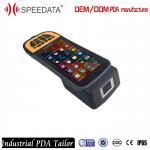 Fingerprint Scanner Industrial PDA Android OS Wifi Bluetooth Touch Capacitive Screen