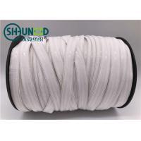 Colorful anti-slip silicone drip elastic tape for bra underwear garment accessories