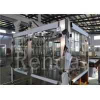 4000BPH 2000 ml Juice Filling Machine for Fruit Juice / Orange Juice / Pineapple Juice Packing