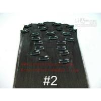 "100% REMY hair extension, Clips in hair extension 8""-34"" in length,color can be selected."