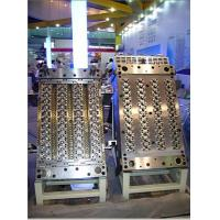 China 48 cavity PET preform mould with hot runner on sale