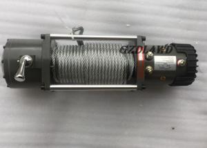 China 5 Ton Off Road Heavy Duty Electric Winch Steel Wire 10000lbs Single Line 12V 24V on sale