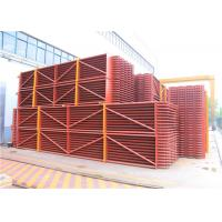 China Stainless Steel Finned Tube Material Recovery Boiler Cooling Economizer Support on sale