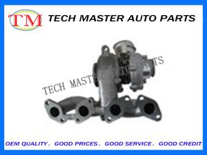 China Diesel Audi VW Turbo Engine Turbocharger AZV GT1749V 724930-5004 03G253014H on sale