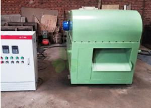China Portable Waste Iron Ore Magnetic Separation Equipment 0-1.0 M/S Belt Speed on sale