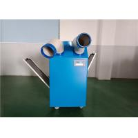 18700BTU Industrial Spot Cooling Systems / Temporary Coolers For Supplying Cold Air