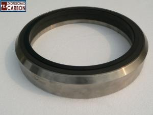 China Reactors Kettle Carbon Graphite Seals High Flexibility Various Dimensions on sale